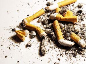 Nicotine Allergy Rash
