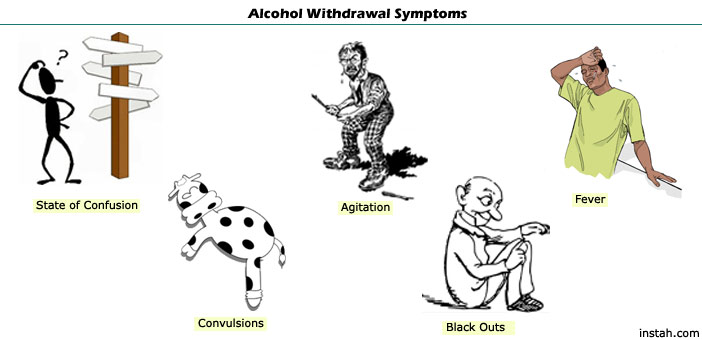 how to avoid alcohol withdrawal