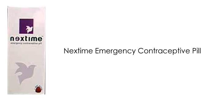 Nextime Contraceptive Pill