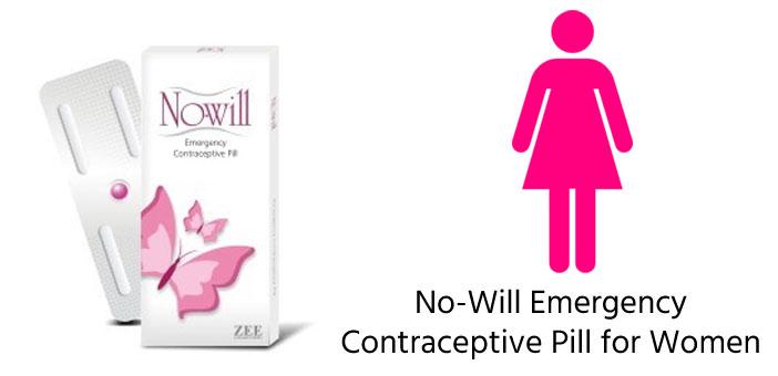 No-Will Emergency Contraceptive Pill