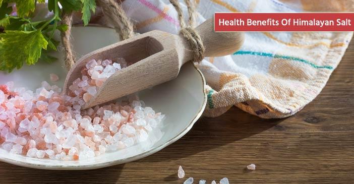 Health Benefits Himalayan Salt