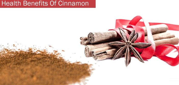 12 Surprising Health Benefits Of Cinnamon