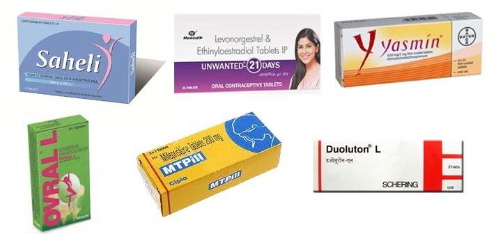8 Oral Contraceptive Birth Control Pills In India