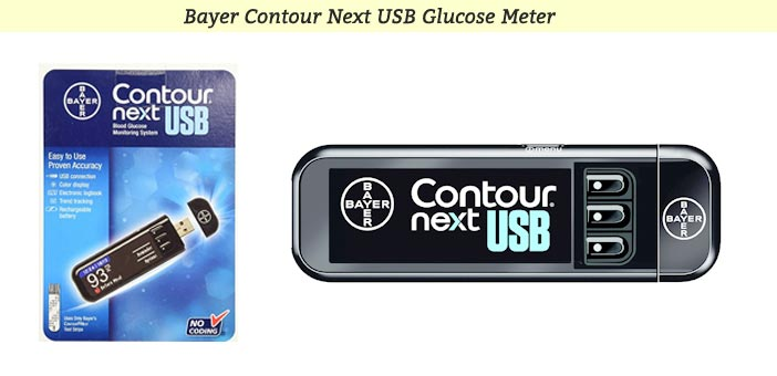 Bayer Contour Next USB Glucose Meter