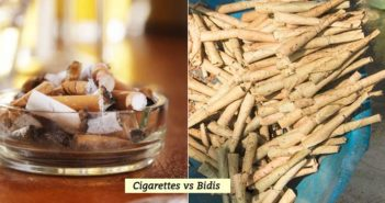 Which Is More Harmful Cigarette Or Indian Bidi