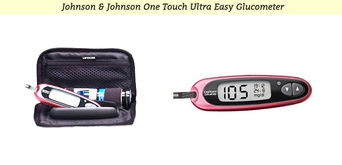 One Touch Ultra Easy Glucometer