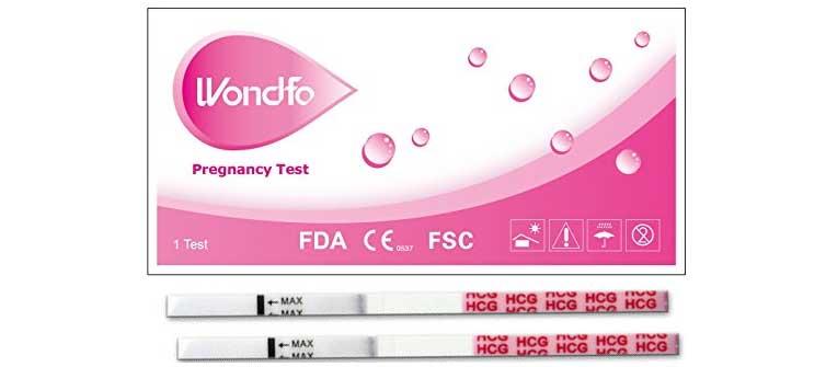 Wondfo Pregnancy Test Strip