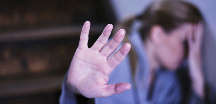 women abuse
