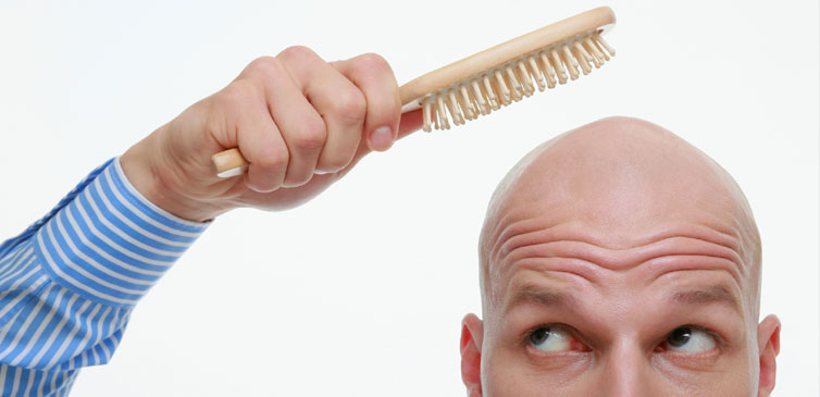 shaving hair growth
